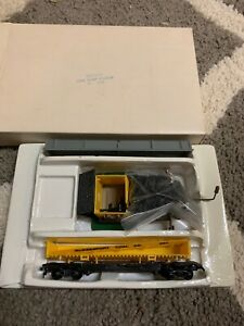 Life-Like-HO-Scale-Train-Bob-039-s-Dumping-Station-Tracksiders-Coal-Car-580204-DH