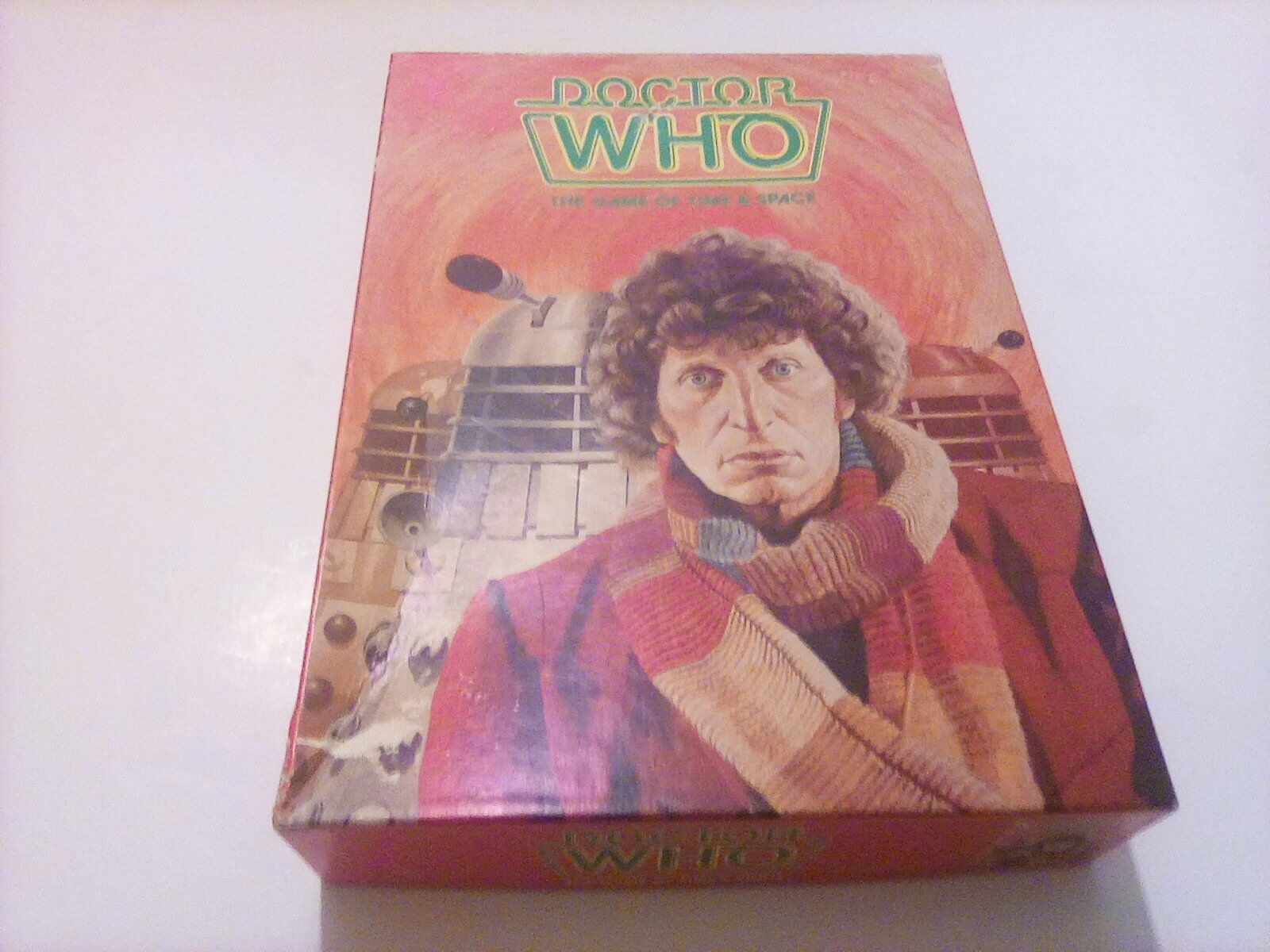 Doctor Who The spel of tid och Space Of Board spel