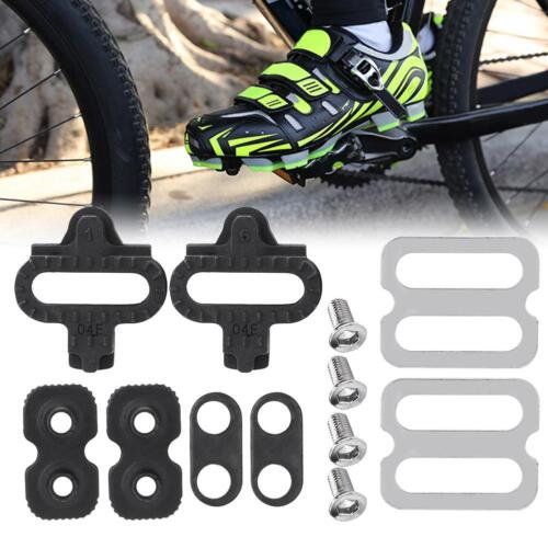 1Set Pedal Cleats for Bike MTB SPD Shoe Adapter Clipless for Shimano PD-M520 SD