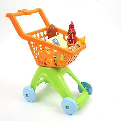 B-WARE: Spielzeug-Einkaufswagen MAMATOY Winkelwagen Kinder Shopping Spielzeug
