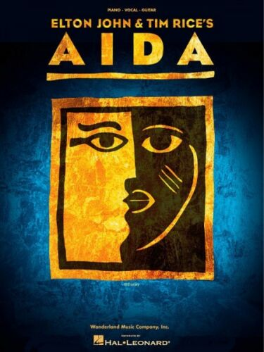 Aida Sheet Music Vocal Selections Vocal Selection NEW 000313175