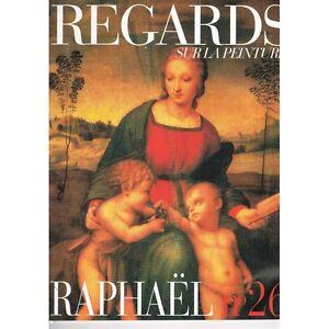 RAPHAËL REGARDS sur la  PEINTURE La Madone au Chardonneret ~1507 Huile Florence