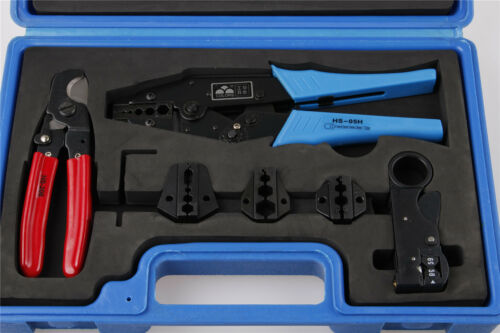 New LY05H-5A2 multi-Function Terminals Crimping Combined Type Tool