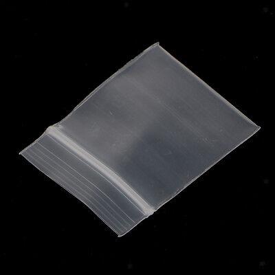 "50pc 4/"" x 6/"" 6 Mil Heavy Duty Clear Plastic Zip Bag Ziplock Bag Reclosable"