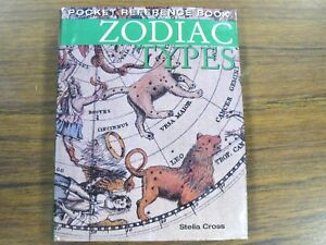 ZODIAC-TYPES-Pocket-Reference-Book-Stella-Cross-Paragon-Publishing