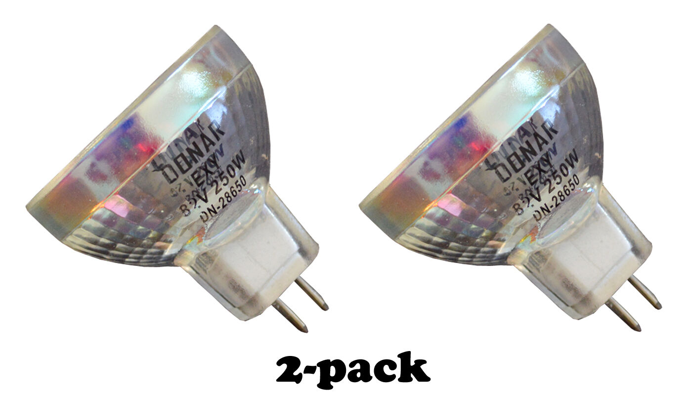 REPLACEMENT BULB FOR AMERICAN DJ COLOR 250D 250W 24V