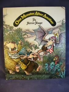 One Monster After Another - Mercer Mayer - Hardcover