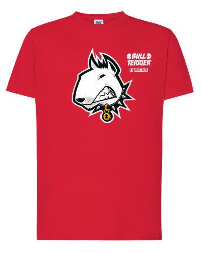 Bull Terrier camiseta Avataker