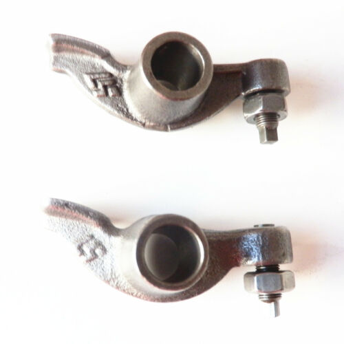 Scooter 50cc GY6 Rocker Arms 64mm Valve Length 139QMB Chinese Scooter Parts