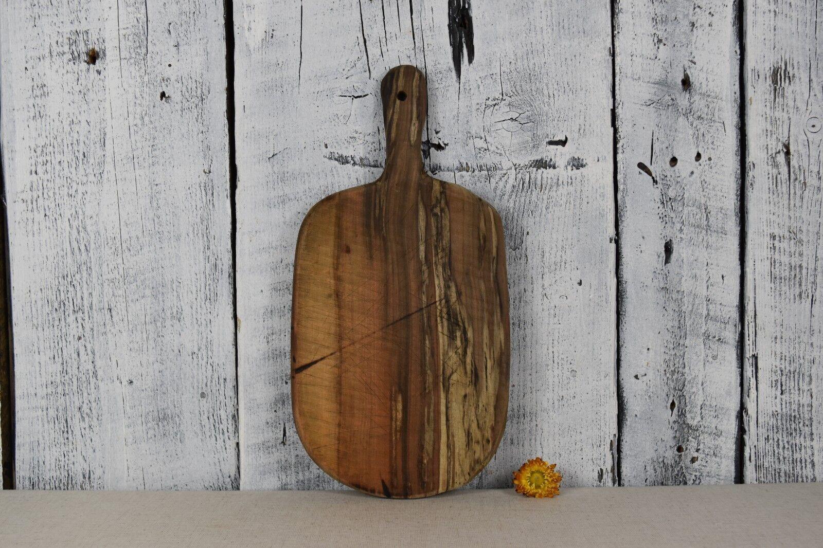 Antique Planche à découper à découper BOARD vintage Bread Board Hachoir