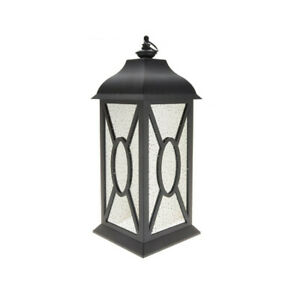 22-034-Illuminated-Indoor-Outdoor-Vintage-Mercury-Glass-Lantern-by-Valerie-Black