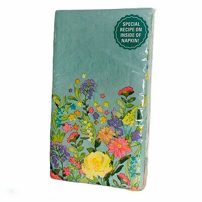 The Pioneer Woman Spring Flowers 20 Two-Ply Paper Luncheon Dinner Napkins