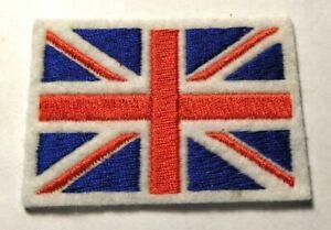Ecusson brodé drapeau Royaume Uni
