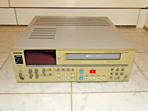 Sony SVO-5800P High-End Profi S-VHS Videorecorder, sehr gepflegt, 2J. Garantie