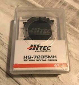 Hitec Hs7235mh Digital Hv Servo (1) Exquis (En) Finition