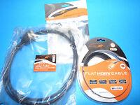 Lot 3 Atlona Cable Mini Display Port Hdmi Dvi-d At13031 / Atf14032b / At14020-2