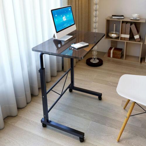 PC Computer Desk Study Laptop Table Office Workstation Furniture Shelves Drawer