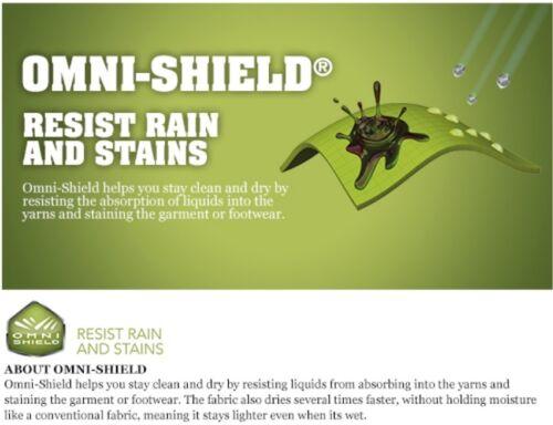 "New Mens Columbia /""Glennaker Lake/"" Omni-Shield Packable Rain Wind Jacket"