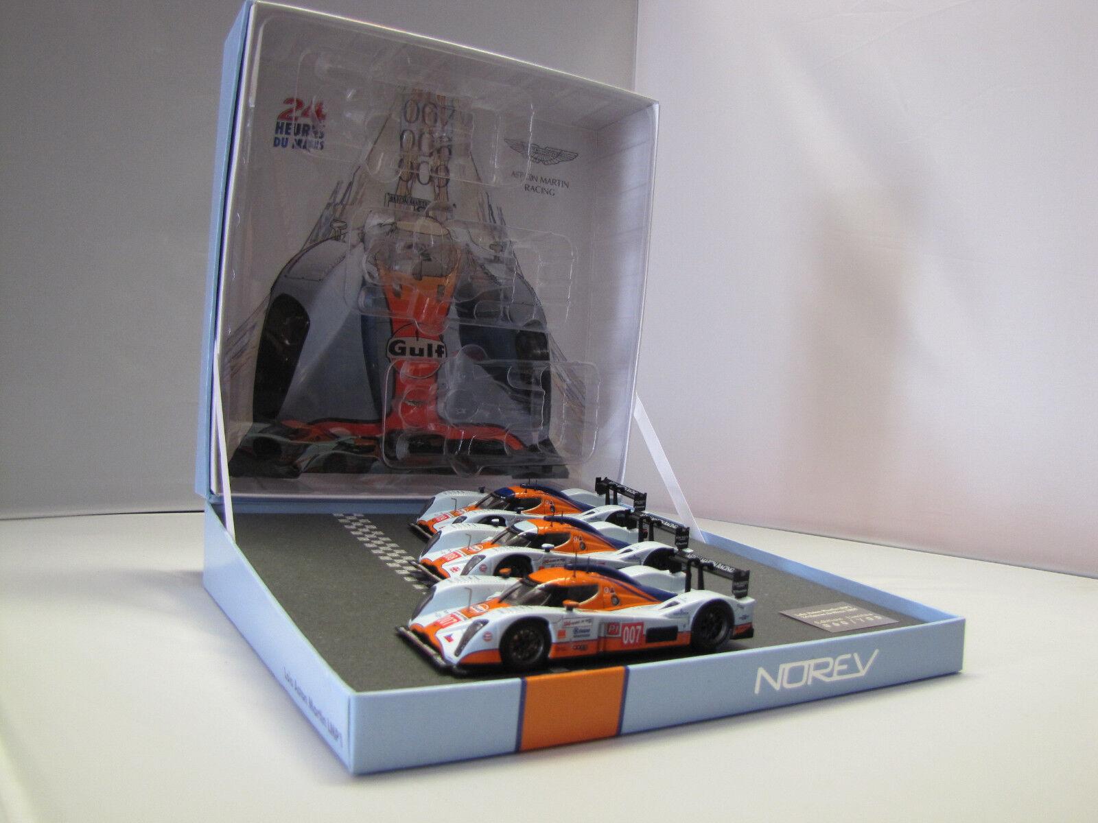 NOREV-Lola Aston Martin lmp1 24 Heures du Mans 2009 Gulf SPECIALE EDITION - 1 43