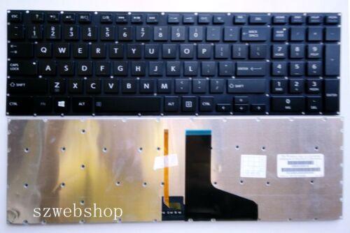 New for Toshiba satellite P70 P70-A P75-A P70T-A P70t-A01 backlit US keyboard