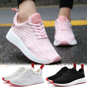 Women-039-s-Breathable-Casual-Canvas-Sports-Running-Sneakers-Fashion-British-Shoes