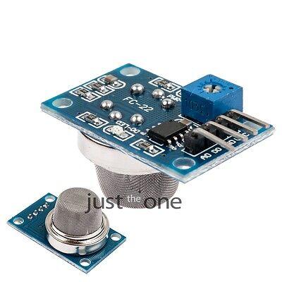 MQ2 Smoke Methane Gas LPG Butane Hydrogen Gas Sensor Detector Module f. Arduino