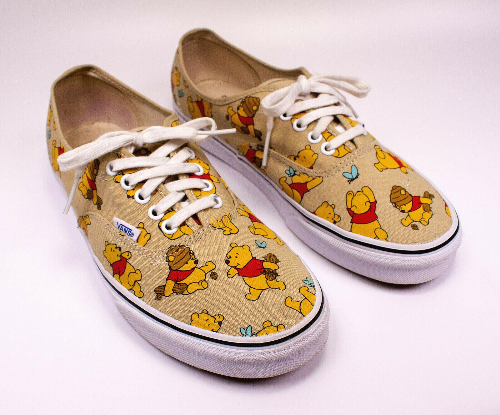 VANS Authentic Disney Winnie The Pooh