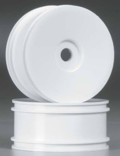 Traxxas XO-1 Super Car Replacement Stock Wheels White Dished Rear TRA6472