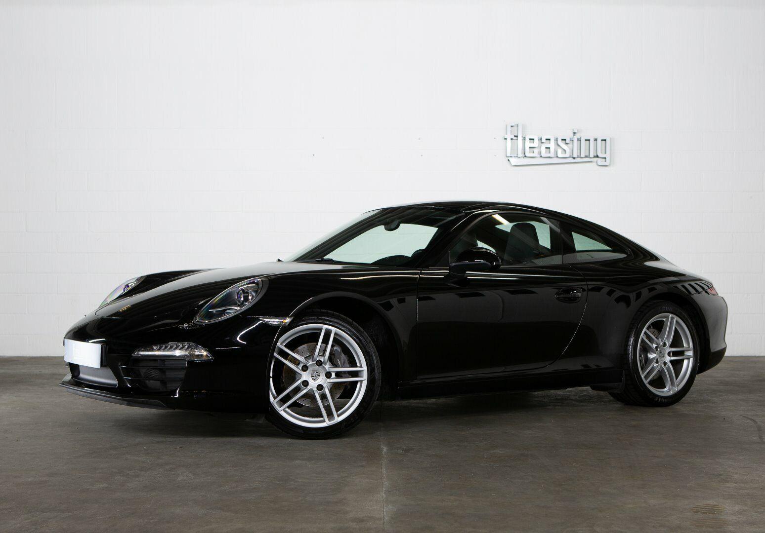 Porsche 911 Carrera 3,4 Coupé 2d - 4.266 kr.