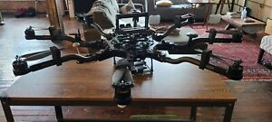 Freefly Alta 8 Pro - Less than 1.5 hours flight time - Near perfect condition