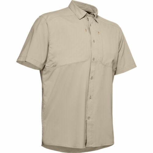 Under Armour 1351123 Men/'s UA Tide Chaser 2.0 Fishing Short Sleeve Shirt UPF 30