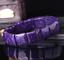 Rare Top Qualité Naturel Violet Charoite Crystal Gemstone Bracelet