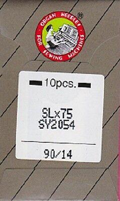 Pfaff Overlock  # 1589 SLx75 Stärke # 90 geeignet für Singer Nadeln SY2054