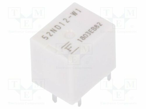 12VDC Mini FBR52ND12-W1 Electric Relay electromagnetically 25A//14VDC SPDT uspule