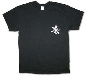 6eb425a2 G.O.O.D. GOOD Music Angel Cherub Black T Shirt New Official Merch ...