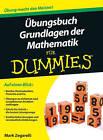 Ubungsbuch Grundlagen der Mathematik Fur Dummies by Mark Zegarelli (Paperback, 2012)
