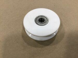 Manco-BR601650DP-Idler-Pulley-Roller-Bearing-V-Groove-08B48TK