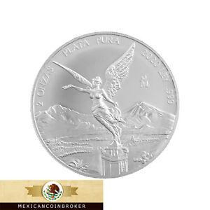 2020-Mexico-2oz-Silver-Libertad-Onza-BU-Treasure-Coin-Of-Mexico-034-PRE-SALE
