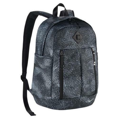 1b41d45e4ad3 Nike Brasilia 7 Mesh Backpack Gym Bag Black Ba5077 010 for sale online