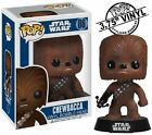 Star Wars - Series 06 Chewbacca Chewy Pop Vinyl Bobble Head Figure Funko
