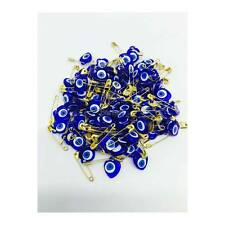 100 pcs baby plastic Turkish Evil Eye Nazar Beads Evil Eye Baby Shower