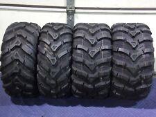 (4) New 24X8-12 24x10-11 CST MAXXIS ANCLA ATV TIRES SET HONDA RANCHER 4X4 TRX420