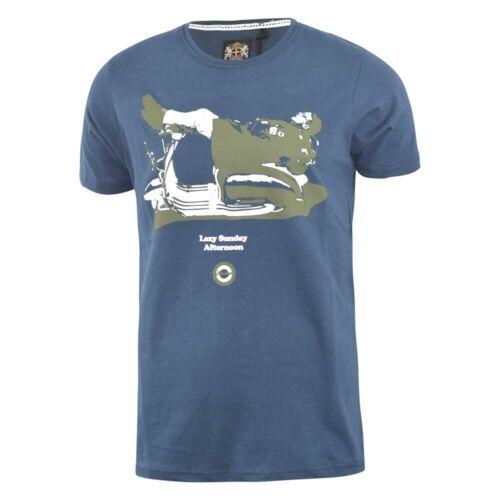Scooter Jersey T-Shirt New Summer 2019 Lazy Sunday