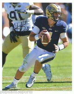 buy online 14d31 7ce86 NATHAN PETERMAN Nate Signed/Autographed PITT PANTHERS ...