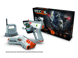 Gesellschaftsspiele Goliath Toys Recoil GPS Laser Combat Starter Set
