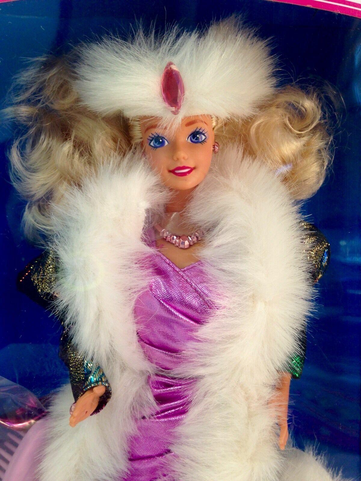 BARBIE Enchanted Evening  1991  COLLECTORS  Penny per Fabulous  Superstar Poodle-OPV