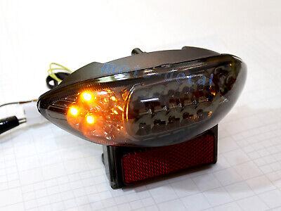 Led Tail Brake Turn Signal Light Smoke For 2003-2006 SUZUKI Katana GSX 600 750 F