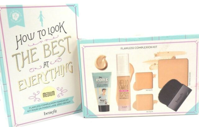 Benefit Makeup Sets Cosmetics How to LOOK The Best at Everything Medium