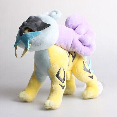 "Official 11/"" Pokemon Oscitant Yawn Sleepy Snorlax Plush Toys Soft Stuffed Doll"