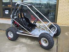 FUN KART III & TRAX III, mini dune buggy, sandrail, go kart plans on CD disc